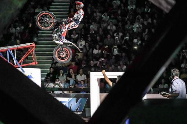 Budapest, the third round of the X-Trial World Championship awaits leader Toni Bou