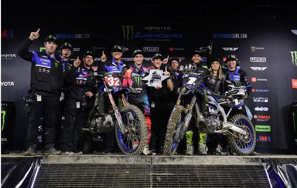 Justin Barcia Scores Top 10 Finish to Salvage Points at Tough Anaheim 2