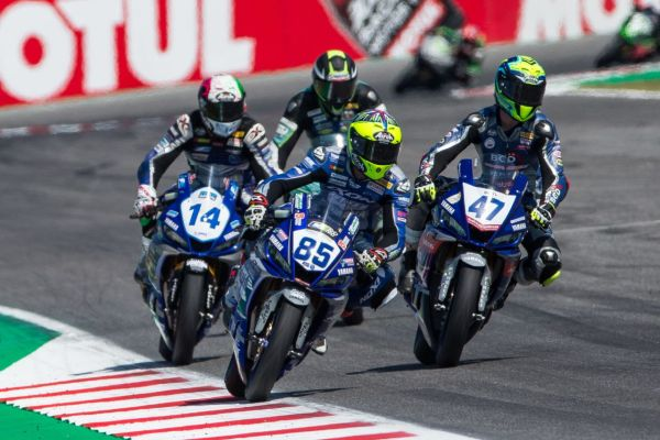 Young Riders Can Realise Their Dream by Registering Now for the 2020 Yamaha R3 bLU cRU FIM European Cup