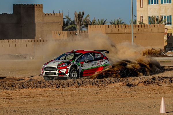 Oman International Rally standings after stage 1 - livetiming