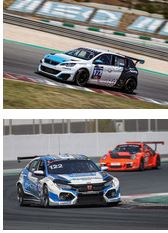 24h Dubai -Peugeot and Honda complete the field