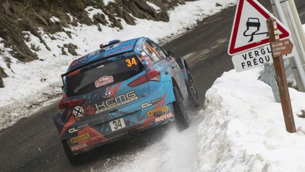 Rallye Monte-Carlo - WRC2 and WRC3 preview