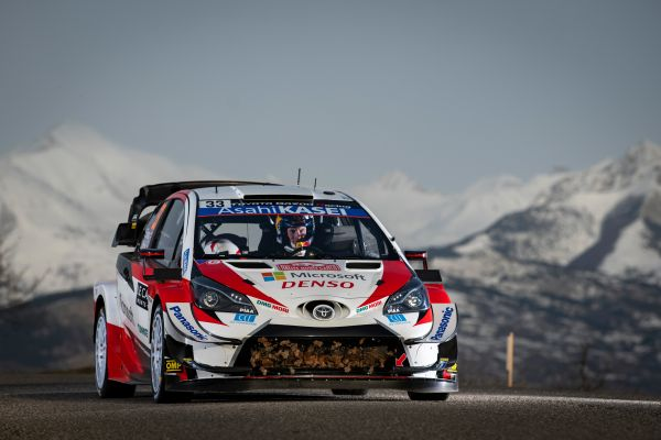 Rallye Monte-Carlo stage 5 review, top 10 - Evans still in charge