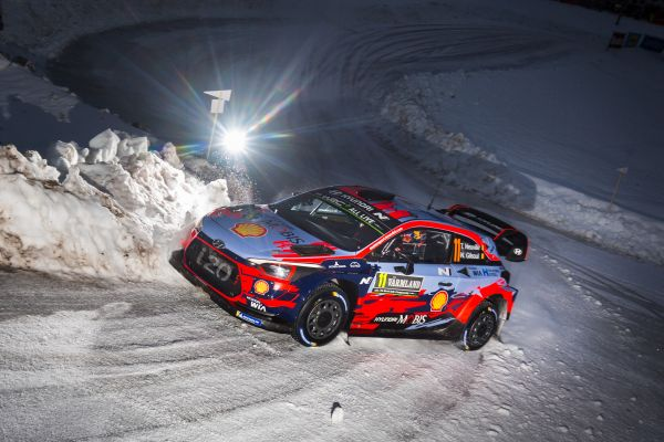 Hyundai Motorsport reveals line-up change for Rally Sweden