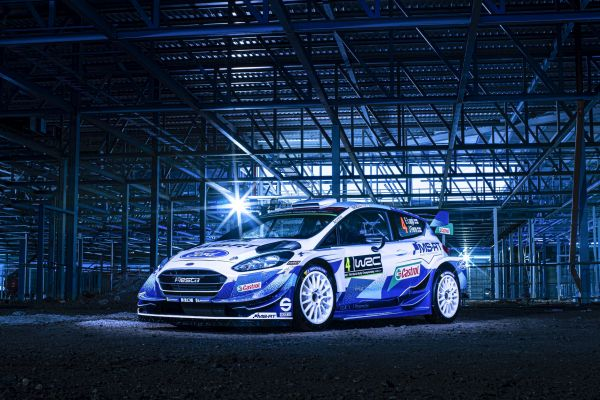 M-Sport Ford World Rally Team ready to take their chance in Monte-Carlo