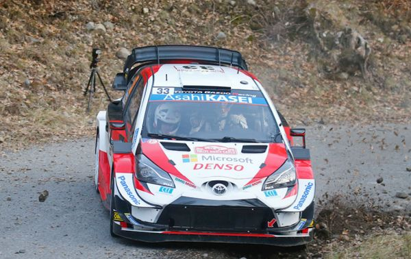 Rallye Monte-Carlo stage 8 notes and quotes top 3 drivers