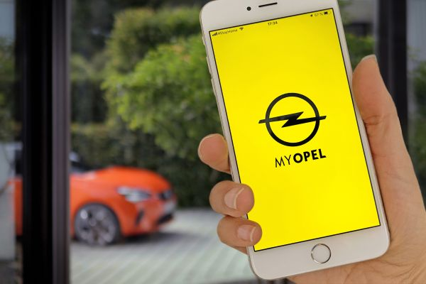 """myOpel"" App Now with Functions Tailored to Opel Corsa-e and Opel Grandland X Plug-in-Hybrid"