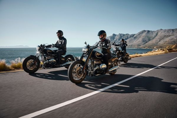 The new BMW R 18: supreme cruiser with historical roots