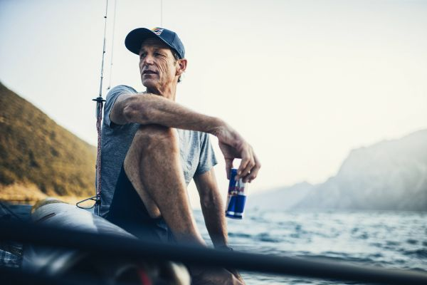 Olympian Santiago Lange on what he's learned from isolation at sea