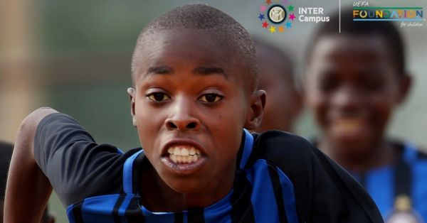 "UEFA Foundation for Children -African Black'n Blue"" developing children's resilience through education and football"