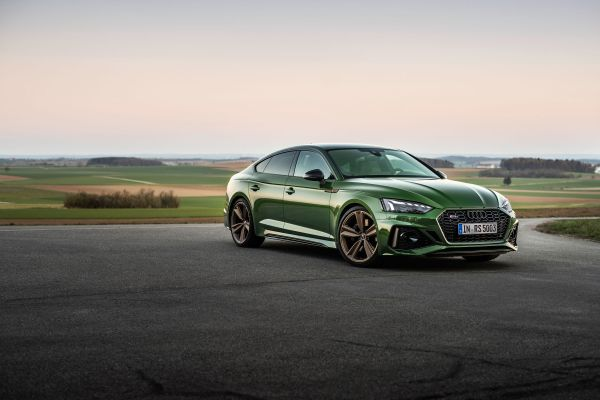 Audi RS 5 Sportback - Facts and Figures