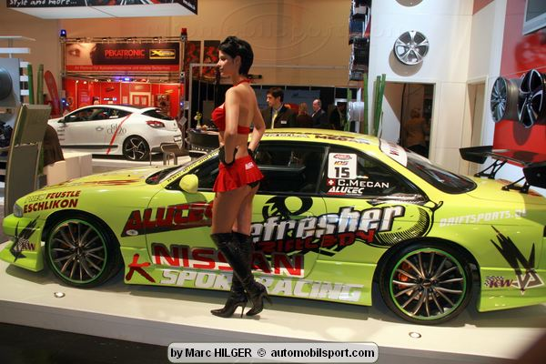 Photos Essen Motorshow 2009 and Girls remember