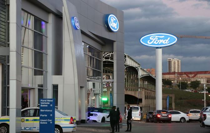 Selected Ford Dealerships Permitted to Repair Emergency Services Vehicles During COVID-19 Lockdown
