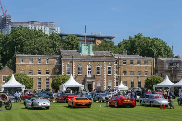 London Concours postponed to August 19-20th