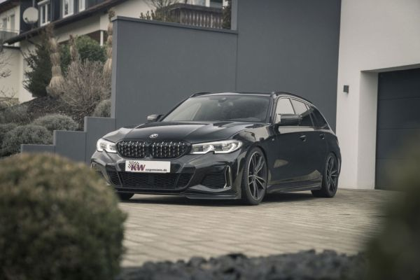 New BMW 3-series (G21) Wagon with xDrive: KW Variant 1, Variant 2 and Variant 3 Coilover suspension kits