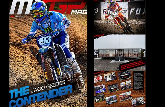 MXGP Magazine #80 issue out now