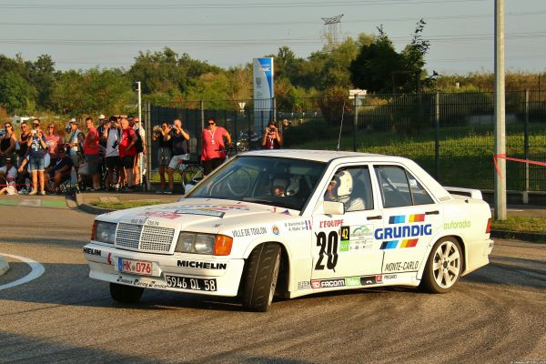 The Alsace Rallye Festival in August