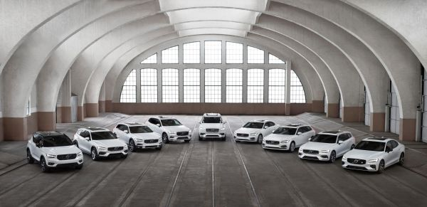 Volvo Cars reports first quarter global sales