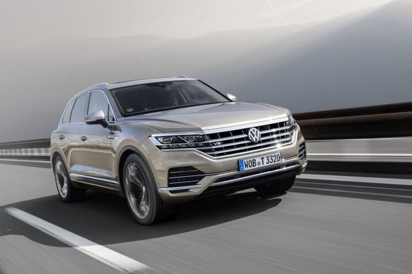 Touareg V8 TDI with extra-low NOx emissions tested by Emission Analytics -75 per cent below Euro 6 limit
