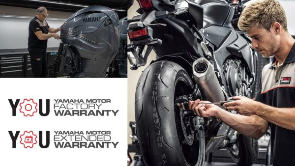 Yamaha Motor Europe Extend Warranty Period in response to Coronavirus Restrictions