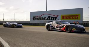 Juan Manuel Correa Enters Trans Am by Pirelli Esports Championship Round at Barcelona