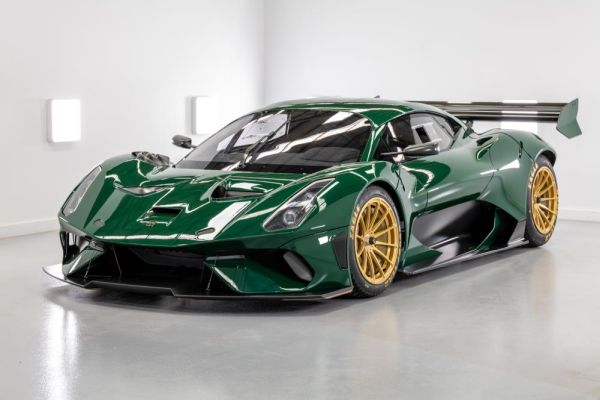Brabham Automotive delivers its first BT62 Competition for Britcar debut