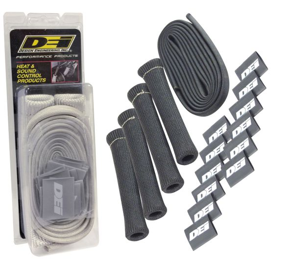 DEI's 4 Cylinder Protect-A-Boot and Wire Kits