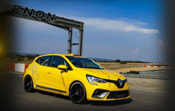New calendar for the Clio Cup France