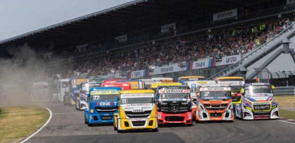FIA European Truck Racing announces strong season line-up and event updates