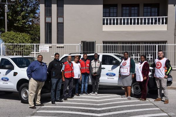 Ford Joins SA Red Cross Society in Celebrating World Red Cross Day Through Supporting its COVID-19 Relief Efforts