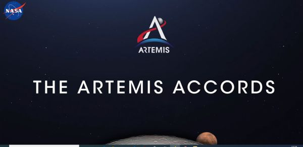 NASA Artemis Accords - It's a New Dawn for Space Exploration