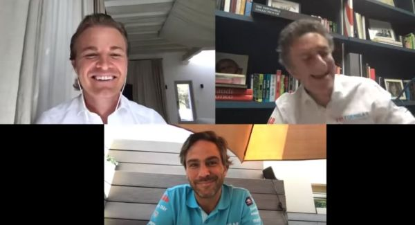 #Leaders4Good-Nico Rosberg talks with Formula E's Alejandro Agag and Jamie Reigle about the impact of Covid-19