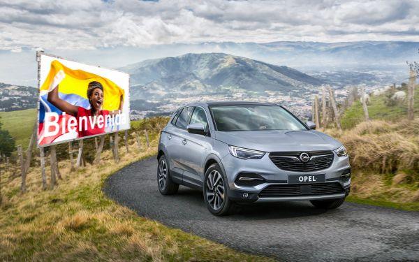 Opel Extends South America Business: Brand launch in Colombia and Ecuador