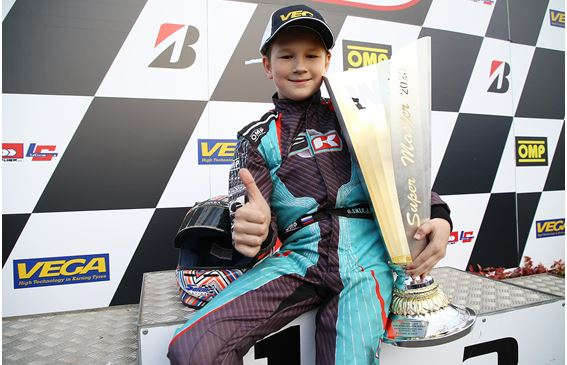 WSK -The Russian Skulanov on top of Mini again