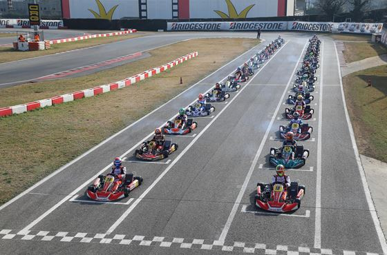 New leaders in WSK Super Master Series after Lonato round