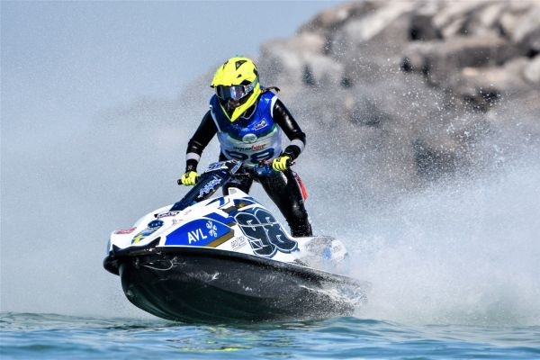 UIM ABP Aquabike Grand Prix of Kuwait Friday full results