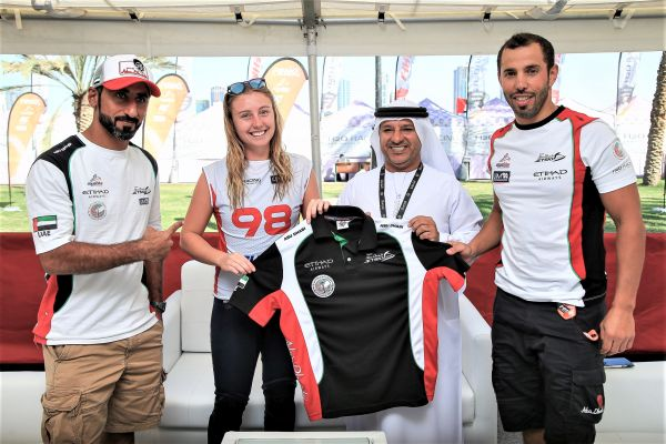 Ortendahl makes Team Abu Dhabi debut in Kuwait as Al Mulla launches bid for third World title