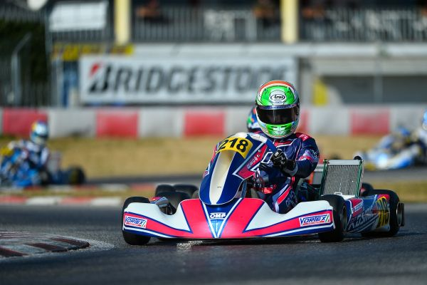 Good race in Lonato for Kosmic Kart Racing Department