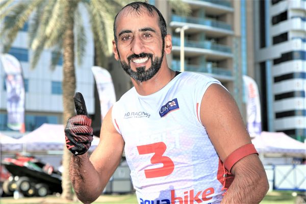Team Abu Dhabi's Al Mulla aims to start title defence in Kuwait after painful injury