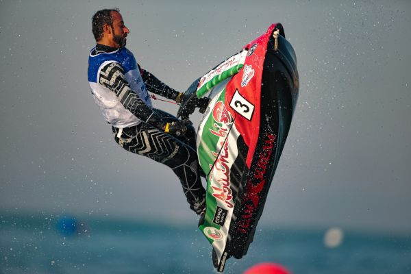 UIM Aquabike Kuwait Grand-Prix results and overall standings