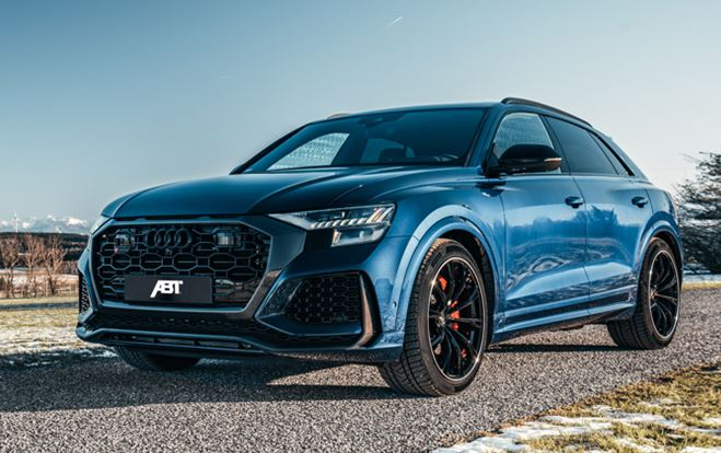 700 hp for the Audi RS Q8: ABT makes Nordschleife record-holder even faster