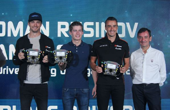 2019/2020 Asian Le Mans Series Awards Ceremony