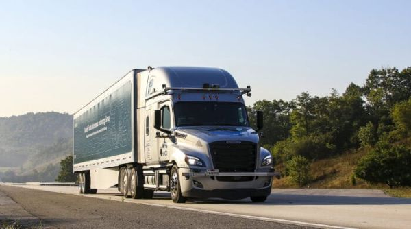 Daimler Trucks and Torc Robotics expand public road testing in the U.S. for automated truck technology