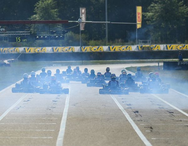 The German Kart Championship starts in 70 days