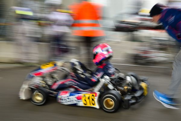 Kosmic Kart back on track for the Super Master Series