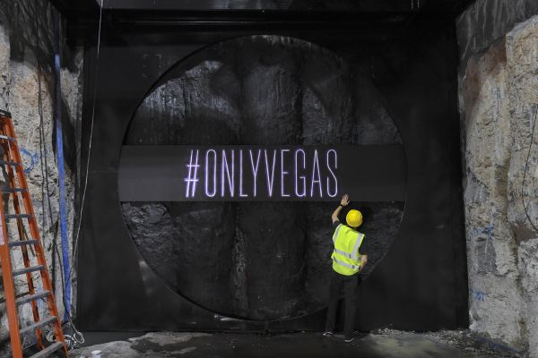 Las Vegas Convention Center Celebrates Major Milestone in Elon Musk's Innovative Underground Transportation System