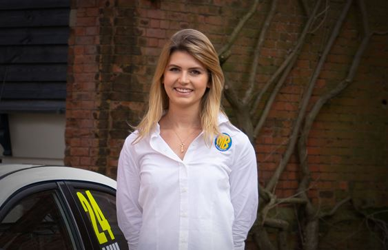 MB Motorsport name Esmee Hawkey as official development driver