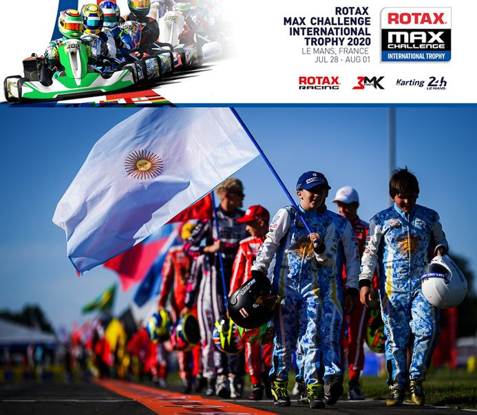 The Rotax MAX Challenge International Trophy prepares for the next exciting event at Le Mans