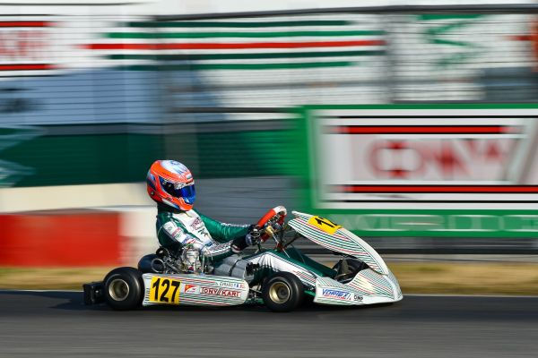 Tony Kart Racing towards the 2nd round of the WSK Super Master Series