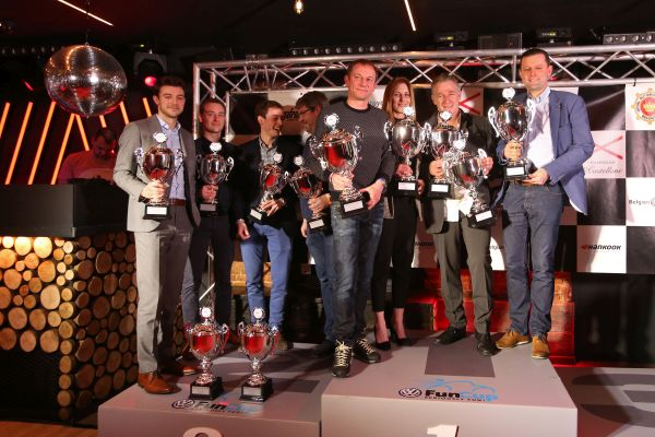 VW Fun Cup powered by Hankook - Awards Night photos
